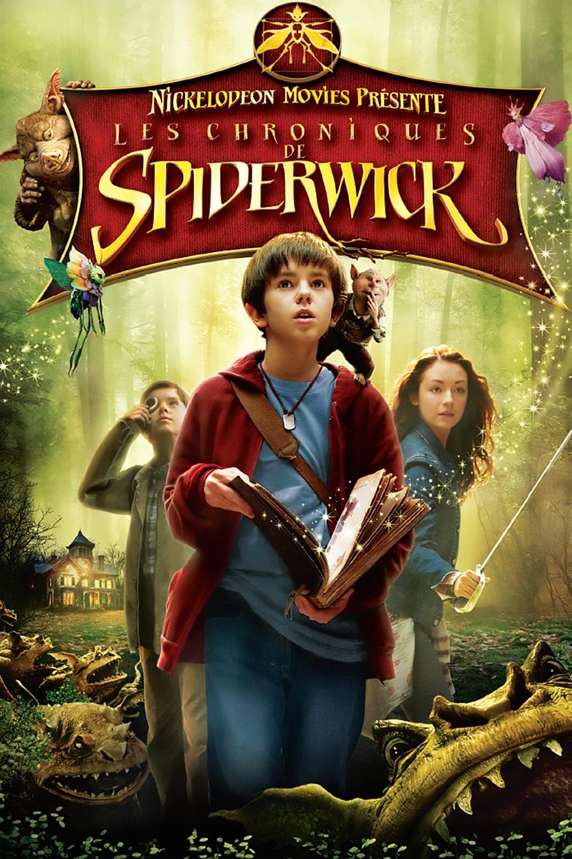 """Affiche du film """"Les Chroniques de Spiderwick"""""""