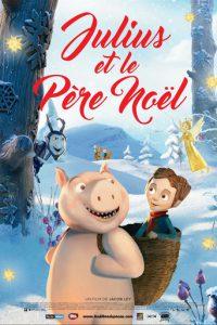 """Affiche du film """"Julius et le Père Noël"""""""