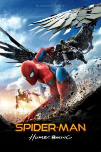 "Affiche du film ""Spider-Man : Homecoming"""