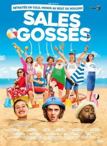 "Affiche du film ""Sales Gosses"""
