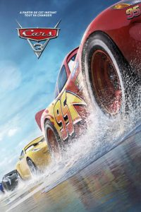 "Affiche du film ""Cars 3"""
