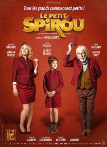 """Affiche du film """"Le Petit Spirou"""""""