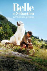 """Affiche du film """"Belle et Sébastien, l'aventure continue"""""""