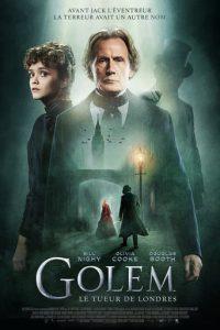 """Affiche du film """"Golem, le tueur de Londres"""""""