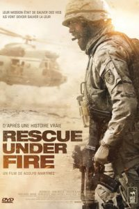 "Affiche du film ""Rescue Under Fire"""