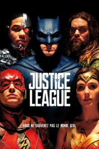 "Affiche du film ""Justice League"""