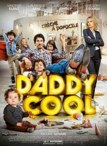 "Affiche du film ""Daddy Cool"""