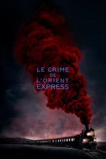 """Affiche du film """"Le Crime de l'Orient-Express"""""""