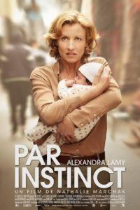 """Affiche du film """"Par instinct"""""""