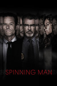 "Affiche du film ""Spinning Man"""