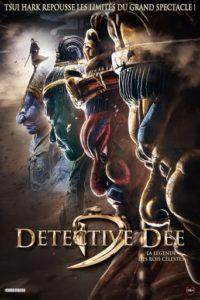 """Affiche du film """"Détective Dee : La Légende des Rois célestes"""""""