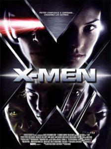 """Affiche du film """"X-Men"""""""
