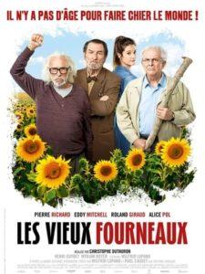 """Affiche du film """"Les Vieux Fourneaux"""""""