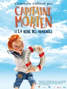 """Affiche du film """"Capitaine Morten et la reine des araignées"""""""
